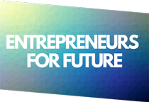 Entrepreneurs for future Logo